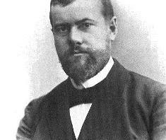 Max Weber, 1894 (Quelle: wikipedia.de)