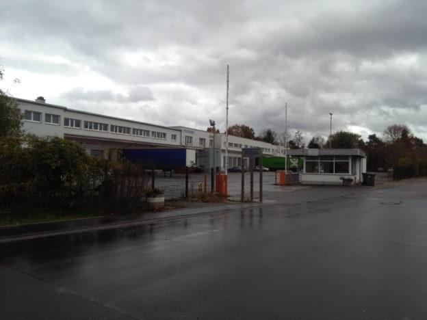 Holfelder Gelände im November 2016